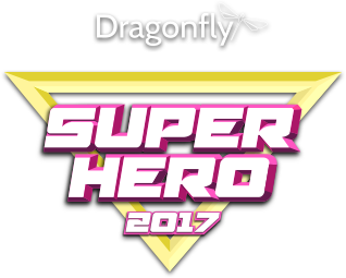 Dragonfly SuperHero 2016